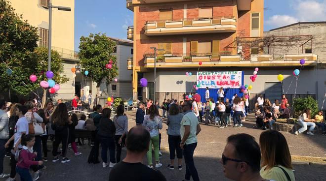 Il ritorno dell'ACR in Trentola Ducenta: è festa in Piazza Paolo Manna