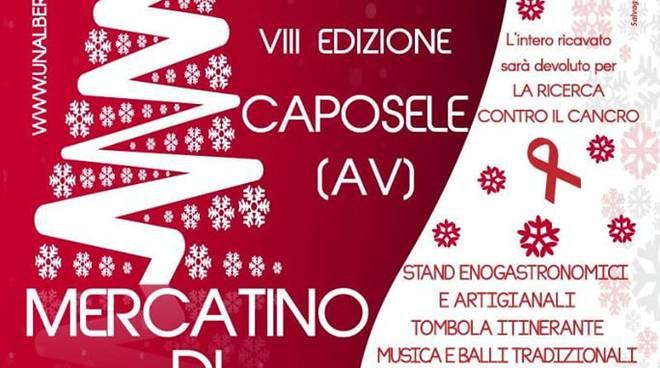 Mercatino di Natale di Caposele (AV)^