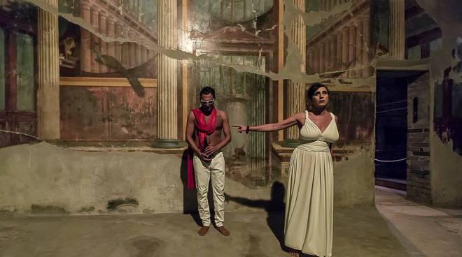Nerone e le Imperatrici a Oplontis