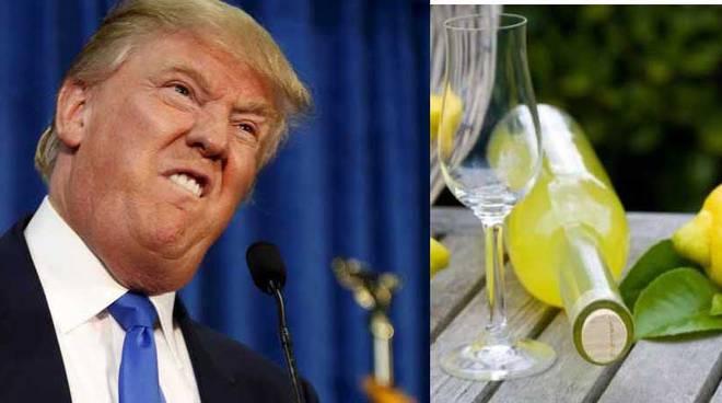 Trump contro il limoncello sorrentino?