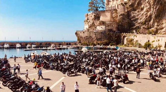 Gentlemen's ride Costa d' Amalfi