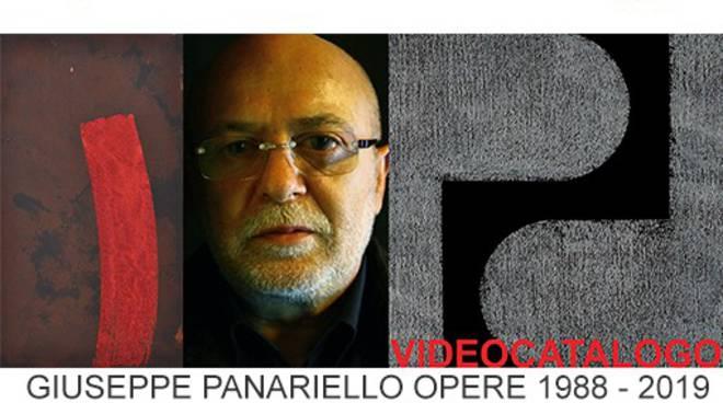 """""""GIUSEPPE PANARIELLO - OPERE 1988 – 2019"""""""