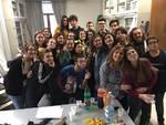 Gli studenti dell'Istituto San Paolo si preparano all'Erasmusday, in diretta oggi dal Teatro Tasso