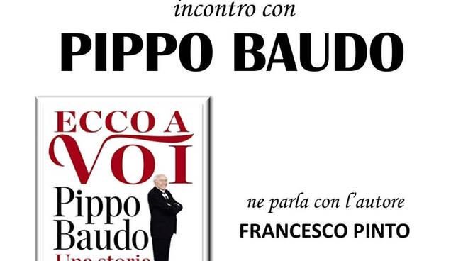 Libri. Pippo Baudo presenta a Sorrento