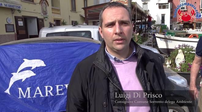 Luigi Di Prisco a Sorrento Marina Grande