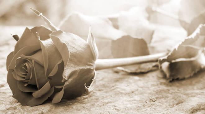 Lutto per Teresa Montuori