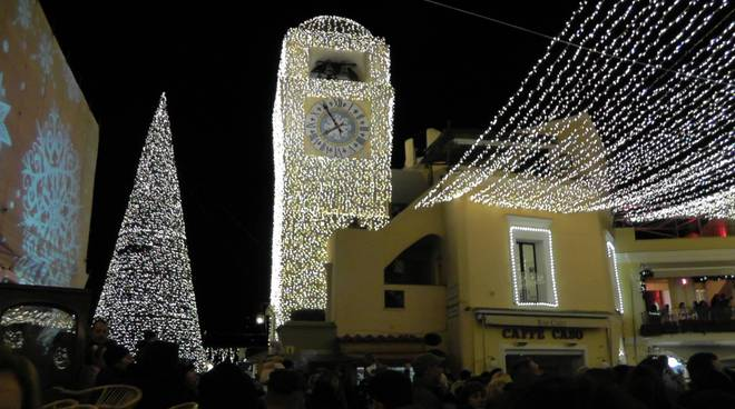 Natale a Capri