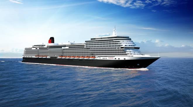 Nuova nave Cunard