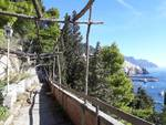 Passeggiata Longfellow ad Amalfi