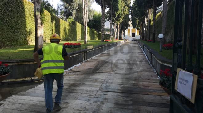 Piano di Sorrento, i lavori al cimitero per 512 loculi
