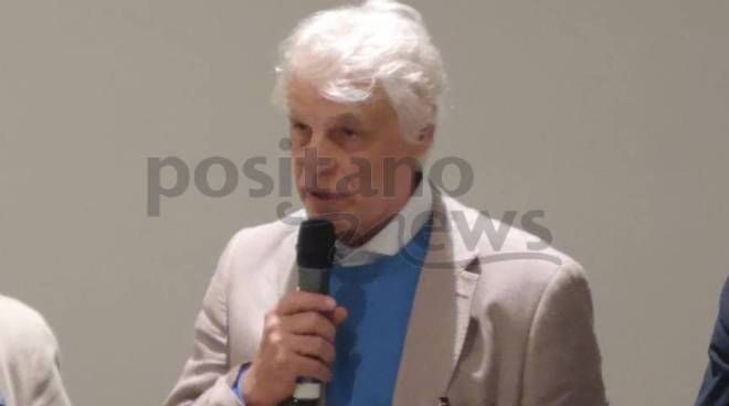 Piano di Sorrento, Michele Placido incontra i ragazzi dell'Istituto Nautico Nino Bixio