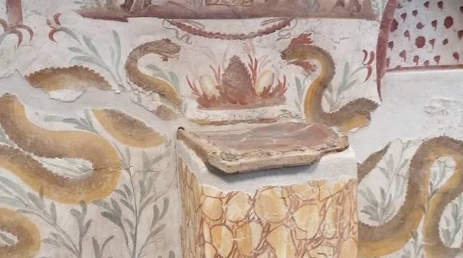 Pompei e Santorini alle Scuderie del Quirinale