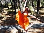 Positano. Nadia Noemi Celentano, un esempio per tutte le aspiranti ballerine