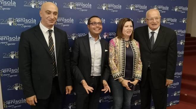 Premio Penisola Sorrentina - Arturo Esposito