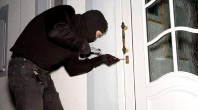 rapina appartamento