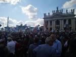 Roma manifestazione Lega