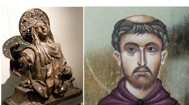 Santa Candida e San Gerardo