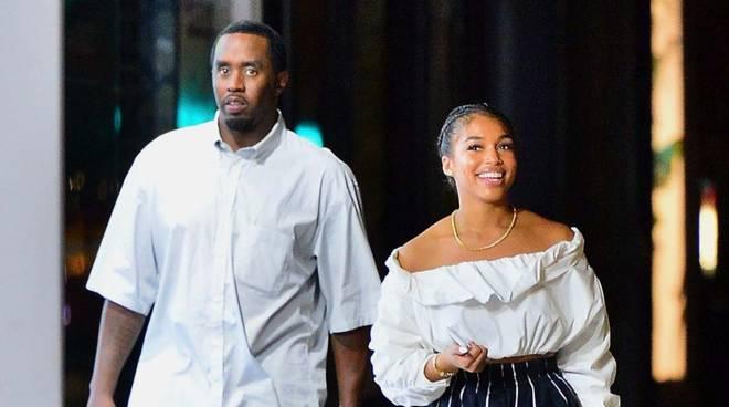 Sean Diddy Combs e Lori Harvey