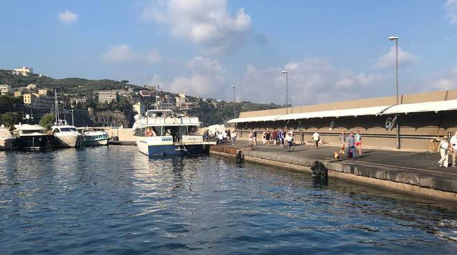 Sorrento porto