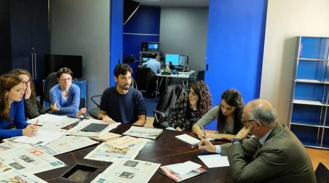 Suor Orsola Benincasa: presentazione Master Cinema/TV, Radiofonia e Giornalismo