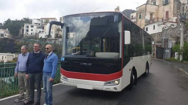 Trasporti in Costiera: dal 2020 nuovi bus Sita sulla tratta Amalfi – Ravello – Scala - Positanonews