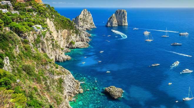 Area marina protetta di Capri