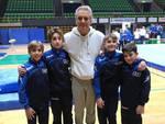 Ginnastica, il C.G.A. Stabia sfiora il podio nazionale maschile