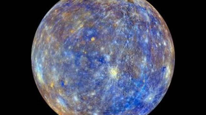 Mercurio, il messaggero degli dei, transiterà davanti al Sole lunedì 11 novembre 2019