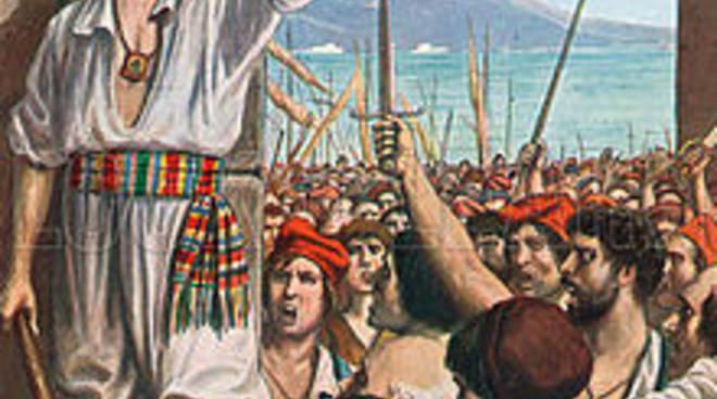 Guido D'Agostino: il filo rosso delle rivoluzioni