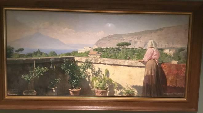 Al Museo delle Belle Arti di Parigi esposta la penisola sorrentina da Sant\'Agnello a Punta Scutolo