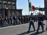 """Sabato in Piazza del Plebiscito il giuramento degli allievi della \""""Nunziatella\""""."""