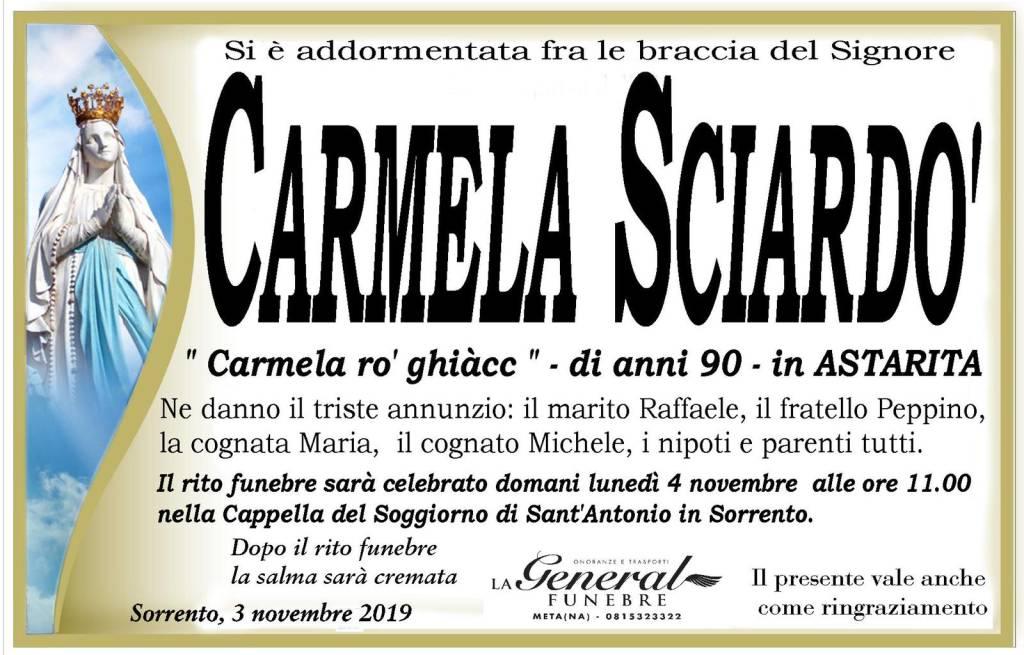 Carmela Sciardò
