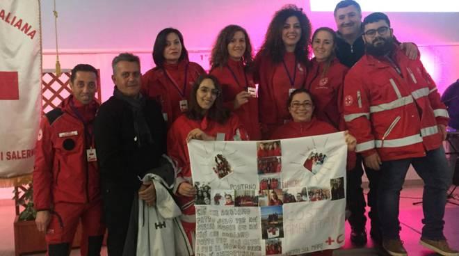 croce rossa costa amalfitana primo meeting regionale giovani cri campania