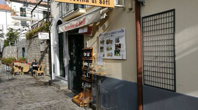 Cucina Sofi Ravello