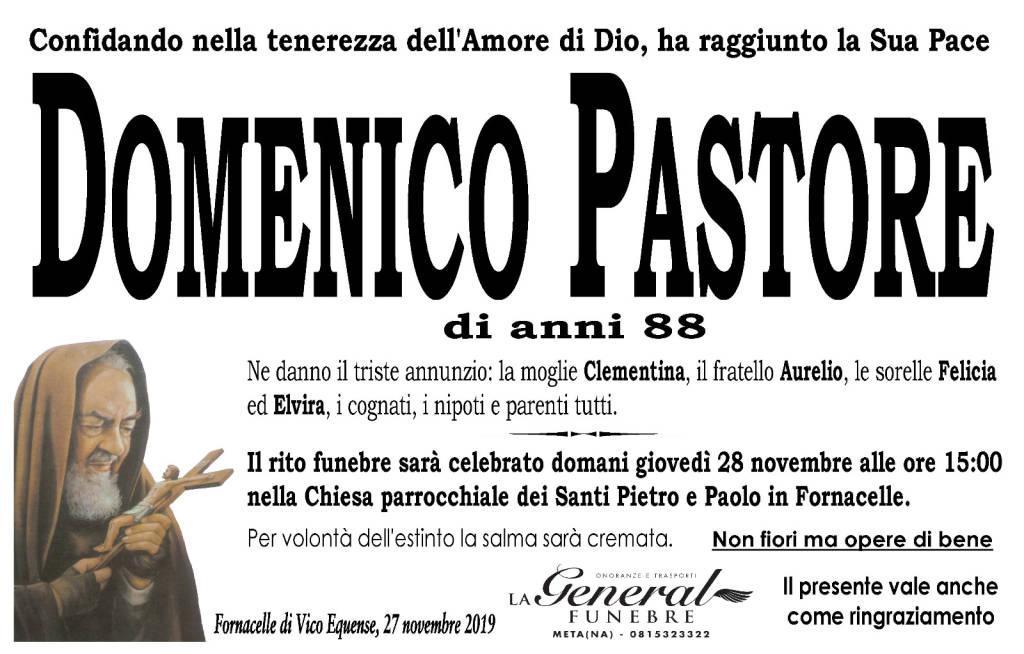 Domenico Pastore