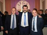 Giuseppe Cuomo e Matteo Salvini