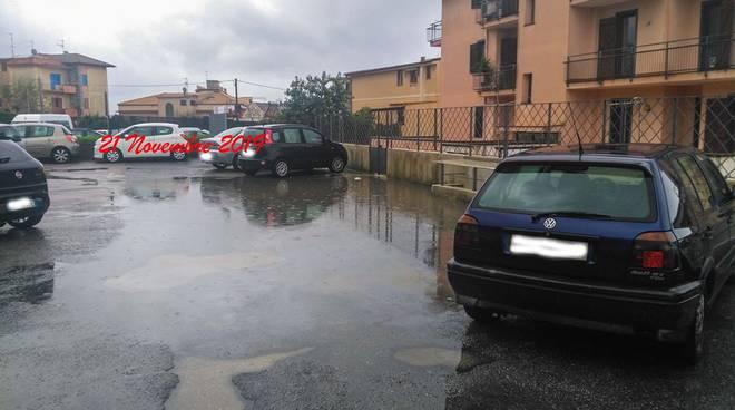 Massa Lubrense parcheggio Sant'Agata