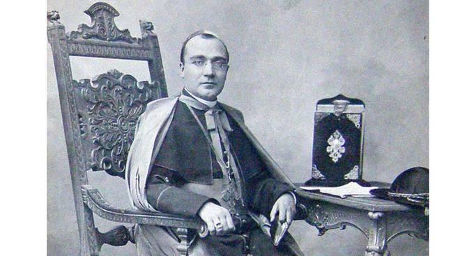 Monsignor Ercolano Marini