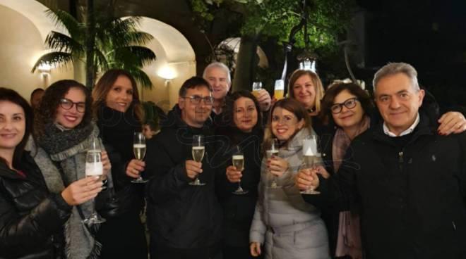 Positano cena al Palazzo Murat