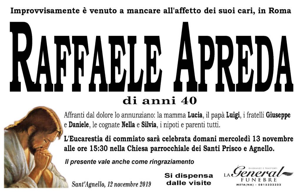 Raffaele Apreda