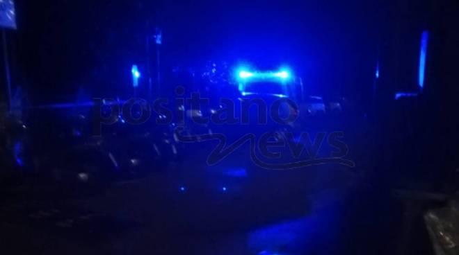 Ravello ambulanza 118  a Torello