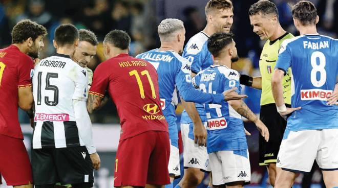 Roma -Napoli a Rocchi l'uomo giusto nella gara piu' difficile