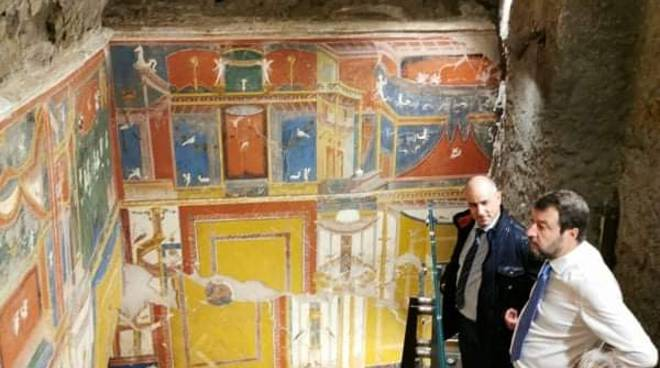 Salvini Villa Romana Positano