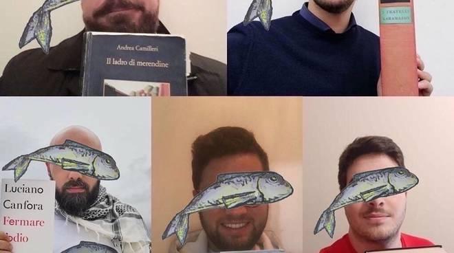 Sorrento non si Lega un libro per Salvini