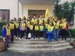 """Tramonti, giornata ecologica con gli alunni dell'Istituto Comprensivo """"G. Pascoli"""""""
