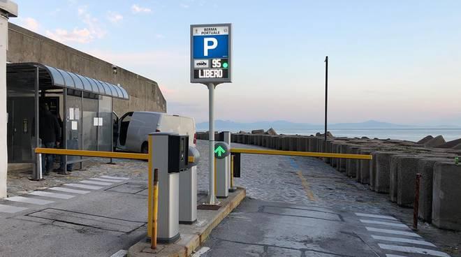 amalfi parcheggio porto