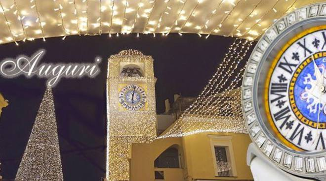 capri watch natale