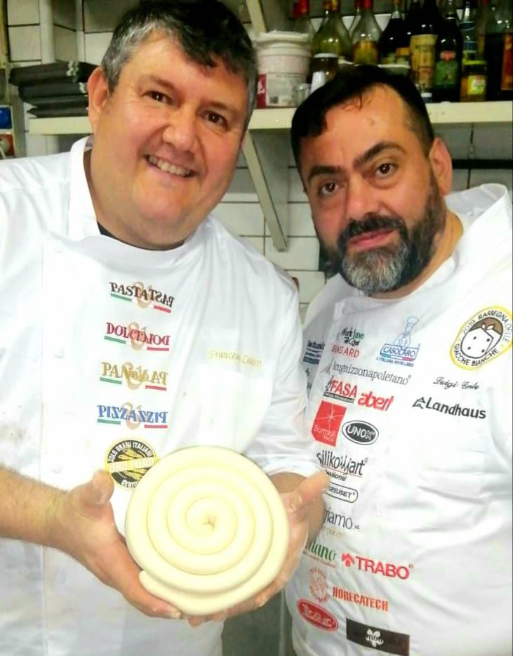 Attenti a quei due, chef Luigi Conte e Francesco Lastra insieme per nuovi progetti