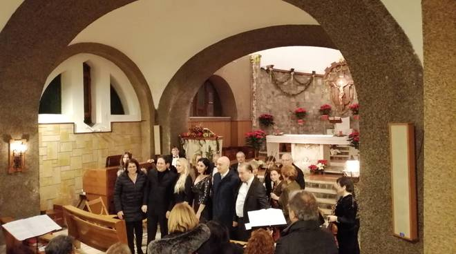 Natale a Piano di Sorrento, le chiese al centro del villaggio