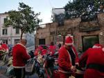 Babbo Natale in Vespa 2019